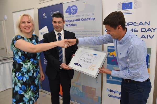 АМІКО Діджитал приєдналося до Морського Кластеру України